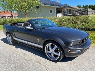 begagnad Ford Mustang Cabriolet 4.0