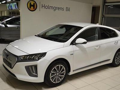 begagnad Hyundai Ioniq Electric Premium Holmgrens Edt 2020, Halvkombi 389 900 kr