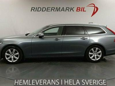 begagnad Volvo V90 D4 AWD Momentum 190hk|Hud|Navi|Backkamera|Skinn