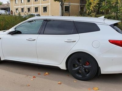 begagnad Kia Optima Sport Wagon GT 2.0 Turbo