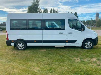 begagnad Renault Master Buss 2,3 dci 17 säten 2019, Transportbil Pris 373 750 kr