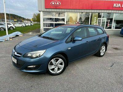 begagnad Opel Astra Sports Tourer 1.6 CDTI Euro 6 110hk/Drag