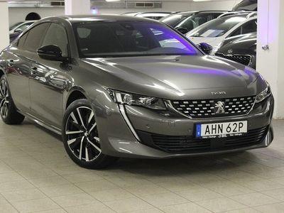 begagnad Peugeot 508 GT PureTech 225hk Aut Premium - NYA MODELLEN