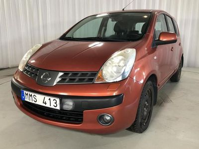 begagnad Nissan Note 1.6