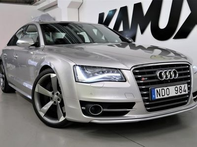 begagnad Audi S8 4.0 TFSI | Q | Navi | Värmare | Kamera | Night Vision