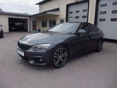 begagnad BMW 440 i xDrive Gran Coupé M Sport M Performance 360 Hk