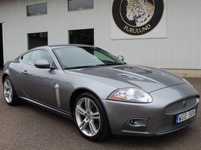 begagnad Jaguar XK R lågmil, nya däck 2007, Sportkupé 322 000 kr
