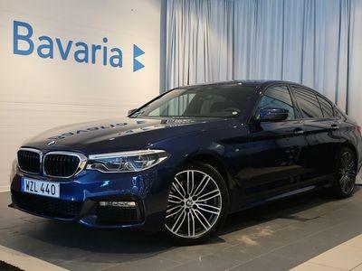 begagnad BMW 530 i xDrive Sedan M Sport Innovation Edition