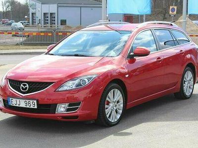 begagnad Mazda 6 Wagon 2.0 Drag Automat 147hk
