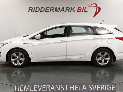 begagnad Hyundai i40 1.7 2-Brukare Välservad Dragkrok 2014, Kombi 94 700 kr