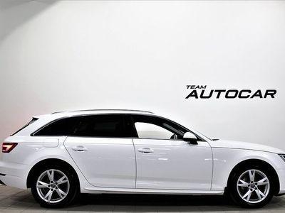 brugt Audi A4 UTFÖRSÄLJNING 1,95% DRAGKROK