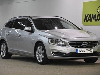 begagnad Volvo V60 D3 | Momentum | Taklucka | Navi | S