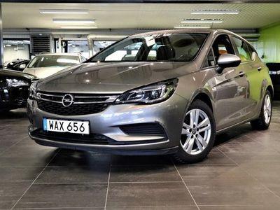 begagnad Opel Astra 1.4 EDIT Manuell. 125hk