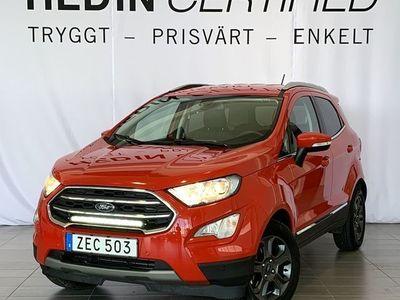 brugt Ford Ecosport Trend Plus 1.0 EcoBoost Aut, 125hk