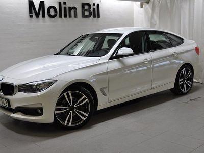 begagnad BMW 320 Gran Turismo d xDrive GT Drag 2014, Sedan 279 000 kr