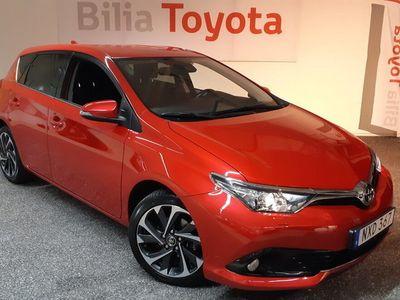 begagnad Toyota Auris 1.2T Active Plus