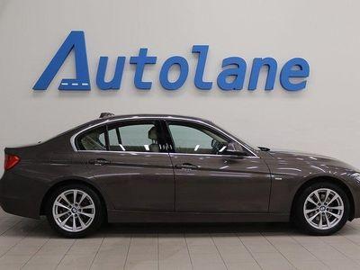 begagnad BMW 320 d Sedan Luxury Line Skinn/Läder Drag