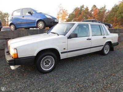 used Volvo 740 2.3 116hk -88
