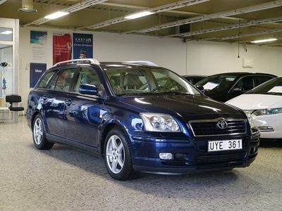 used Toyota Avensis 2,4 Automat/DRAG/163HK -04