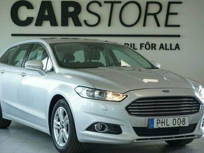 begagnad Ford Mondeo 2.0 TDCI KOMBI TITANIUM Drag Navi 2017, Kombi Pris 139 900 kr