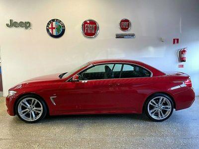 """begagnad BMW 430 i Cab M Sport 252hk 19"""" EN ÄGARE"""
