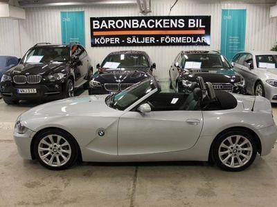 begagnad BMW Z4 2,0i 1,95% bilfinans*Skinn