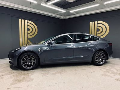 begagnad Tesla Model 3 Long Range AWD