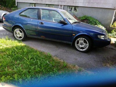 begagnad Saab 900 Se Coupe 2.0 Turbo -98