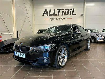 begagnad BMW 420 Gran Coupé i Steptronic Sportline 184hk