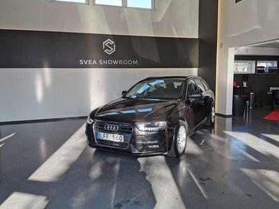 begagnad Audi A4 Avant 2.0 TDI DPF Multitronic Pro Line 6 månader garanti