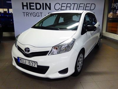 begagnad Toyota Yaris 1.4 D