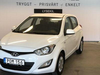gebraucht Hyundai i20 16V man 5-vxl Select
