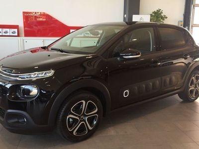 begagnad Citroën C3 PURETECH 82 SHINE *KAMPANJ*
