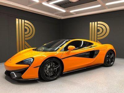 begagnad McLaren 570S (570hk) Panorama / Sv-såld / 1-ägare
