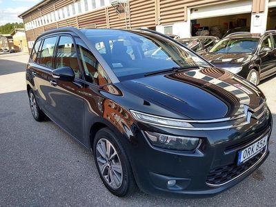 begagnad Citroën C4 Picasso 2.0 HDi EAT 150hk 7-sits AUT