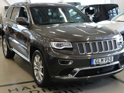 gebraucht Jeep Grand Cherokee Summit 3.0 V6 AWD 250hk