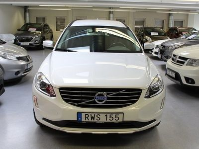 begagnad Volvo XC60 D4 Geartronic Momentum Euro 6 181h -15
