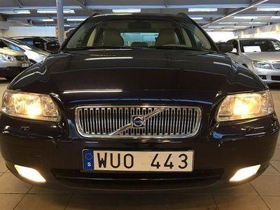 begagnad Volvo V70 2.4(140hk) Drag Motorvär Fintskick
