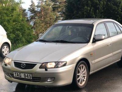 gebraucht Mazda 626 2.0 -01