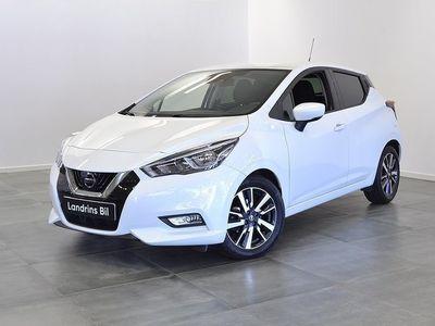 begagnad Nissan Micra 0.9 IG-T Euro 6 90hk Acenta