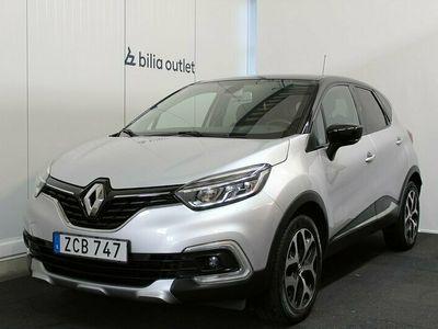 begagnad Renault Captur 1.2 TCe Drag Navi Automat Eu6 120hk