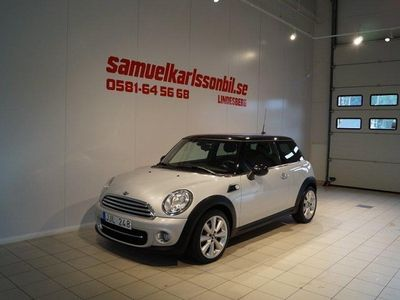 begagnad Mini Cooper D Chili 111hk -14