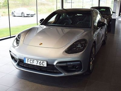 begagnad Porsche Panamera Turbo S E-Hybrid Sport Turismo