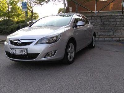 used Opel Astra 7CDTi -11