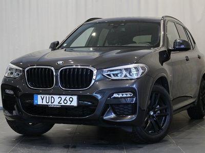 begagnad BMW X3 xDrive 20d M-Sport / Värmare / Drag 190hk