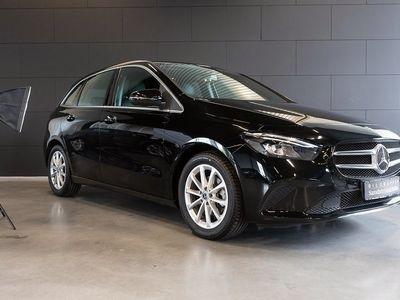 begagnad Mercedes B180 Progressive/Nya modellen