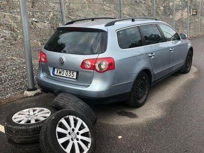 begagnad VW Passat 2,0