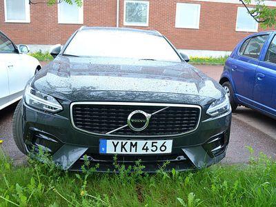 usado Volvo V90 D4 AWD R-Design