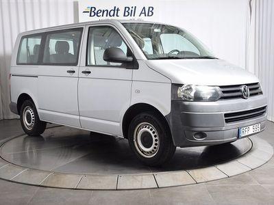 begagnad VW Caravelle Transporter 9-sits / T5 2,0 TDI /