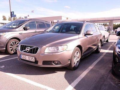 begagnad Volvo V70 2,5FT Business Momentum Flexifuel